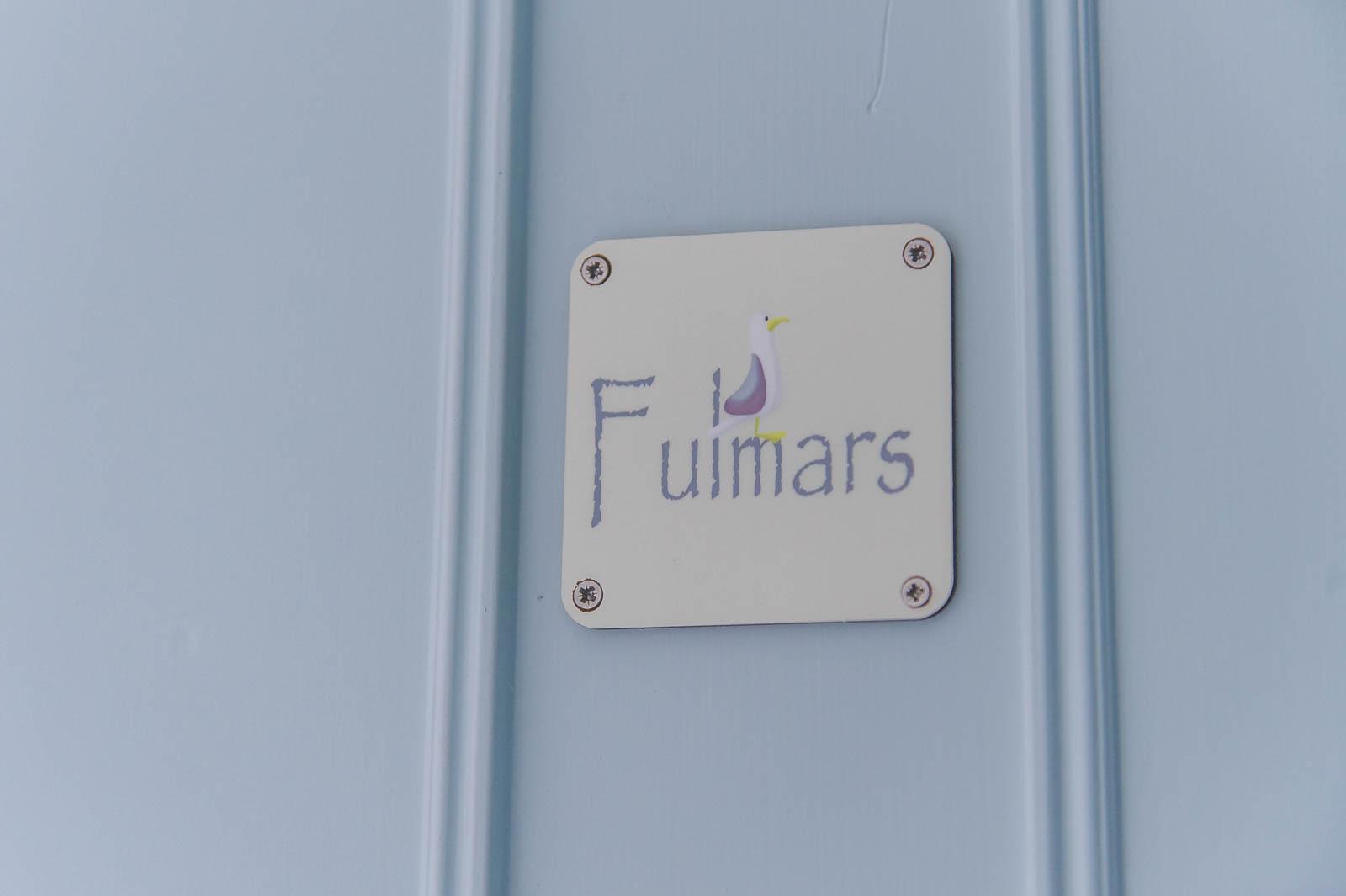 The Bluff Fulmars Bedroom