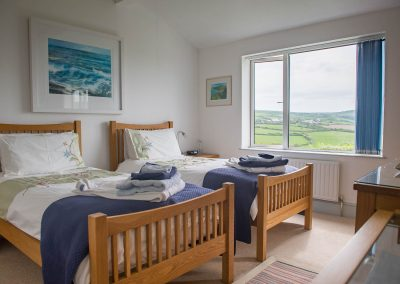 The Bluff Kestrels Bedroom
